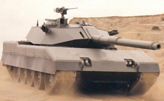 Jaguar Main Battle Tank — Chinese-American Fusion