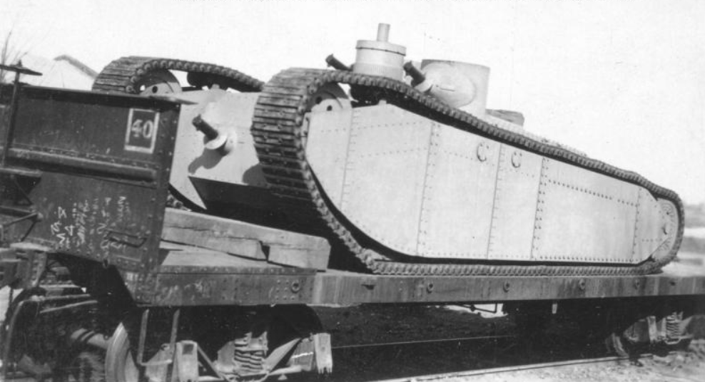 The Dogmeat General's Tank — China's First Domestic Tank?